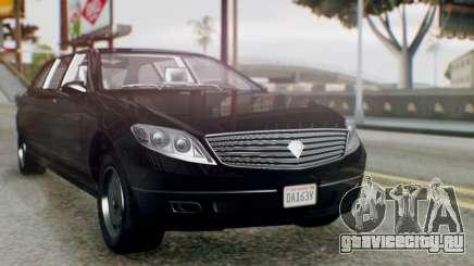 GTA 5 Benefactor Stretch E IVF для GTA San Andreas