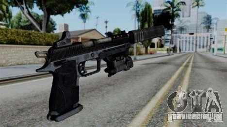 CoD Black Ops 2 - B23R Silenced для GTA San Andreas второй скриншот