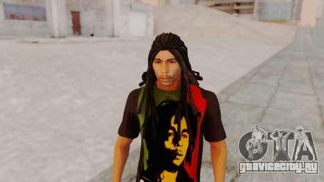Bob Marley для GTA San Andreas