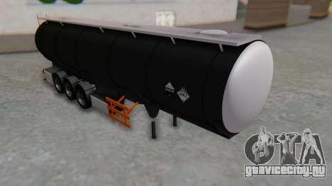 Trailer Cistern для GTA San Andreas