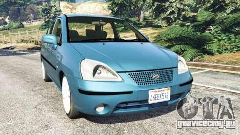 Suzuki Liana для GTA 5