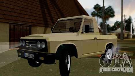 Aro 242 1996 для GTA San Andreas вид сзади слева