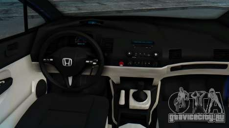 Honda Mugen FD6 для GTA San Andreas вид сзади