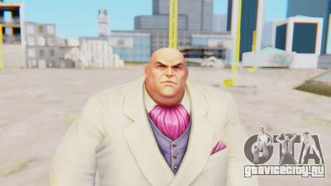 Marvel Future Fight - Kingpin для GTA San Andreas