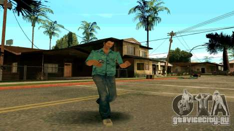 Tommy Vercetti для GTA San Andreas третий скриншот