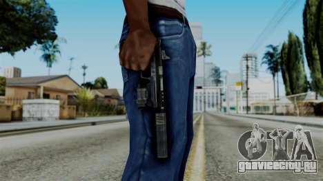 CoD Black Ops 2 - B23R Silenced для GTA San Andreas третий скриншот