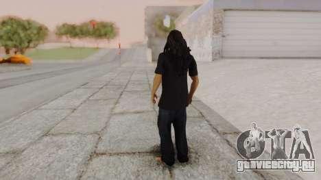 Bob Marley для GTA San Andreas третий скриншот