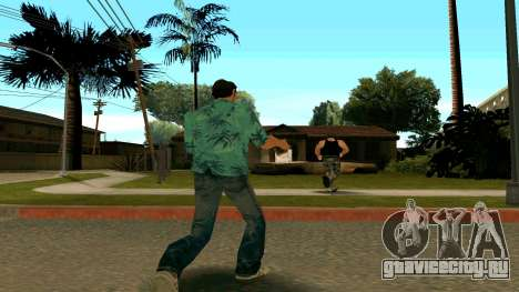 Tommy Vercetti для GTA San Andreas четвёртый скриншот
