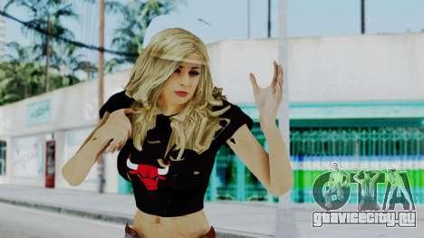 Gamcia II для GTA San Andreas