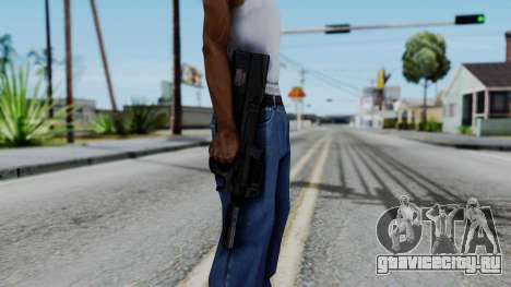 P90 для GTA San Andreas третий скриншот
