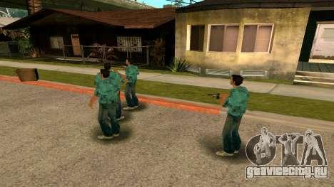 Tommy Vercetti для GTA San Andreas второй скриншот