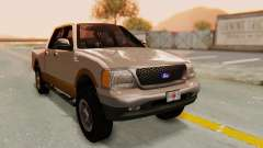Ford F-150 2001 для GTA San Andreas