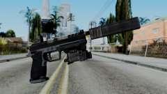 CoD Black Ops 2 - B23R Silenced
