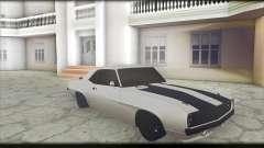 Chevrolet Camaro Z28 1969 Special Edition для GTA San Andreas