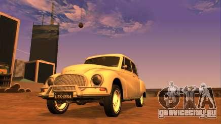DKW-Vemag Belcar 1001 1964 для GTA San Andreas