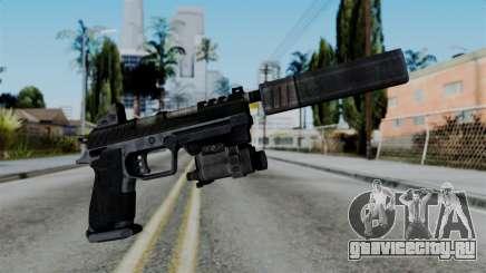 CoD Black Ops 2 - B23R Silenced для GTA San Andreas