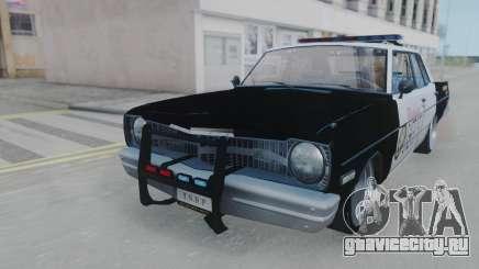Dodge Dart 1975 v3 Police для GTA San Andreas