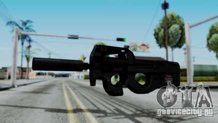 P90 для GTA San Andreas