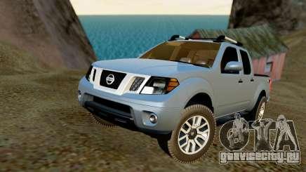 Nissan Frontier PRO-4X 2014 для GTA San Andreas