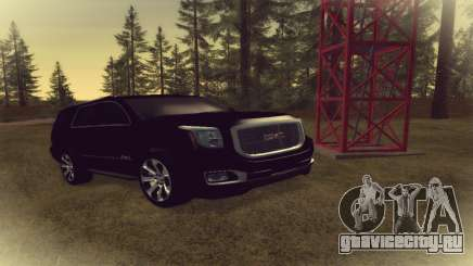 GMC Yukon 2015 для GTA San Andreas