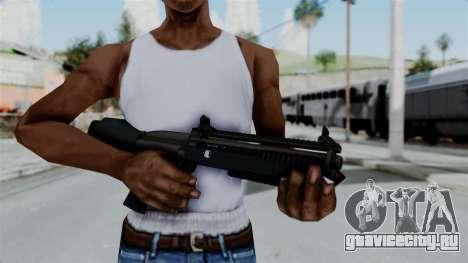 GTA 5 Bullpup Shotgun для GTA San Andreas третий скриншот