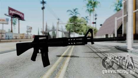 No More Room in Hell - M16A4 Carryhandle для GTA San Andreas