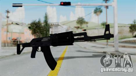 GTA 5 Assault Rifle для GTA San Andreas второй скриншот