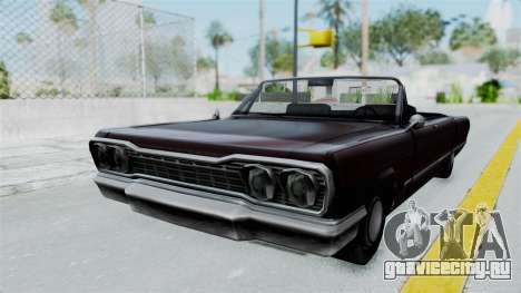 Дополненная Savanna для GTA San Andreas
