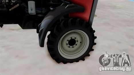 IMT Traktor для GTA San Andreas вид сзади слева