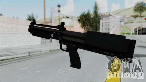 GTA 5 Bullpup Shotgun для GTA San Andreas второй скриншот