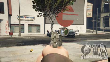 DL44 для GTA 5 шестой скриншот