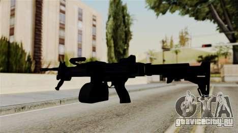 IMI Negev NG-7 Stanag Magazine для GTA San Andreas третий скриншот