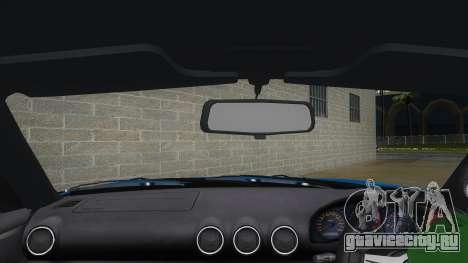 Nissan Silvia S15 326 Power для GTA San Andreas вид изнутри