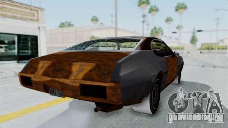 Updated-Clover для GTA San Andreas вид справа