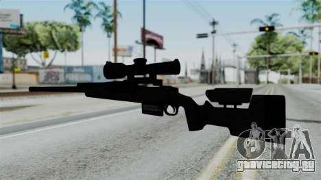 TAC-300 Sniper Rifle v2 для GTA San Andreas второй скриншот