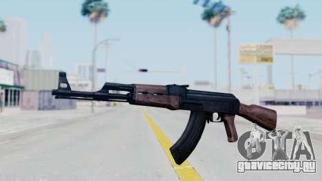 Thanezy AK-47 для GTA San Andreas второй скриншот