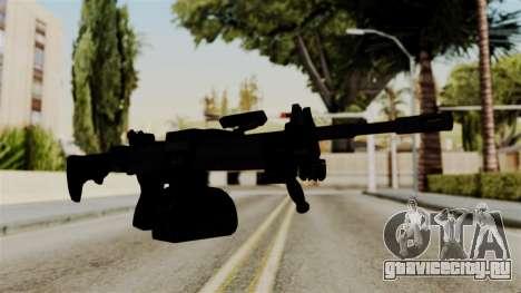 IMI Negev NG-7 Stanag Magazine для GTA San Andreas второй скриншот