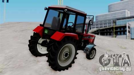 IMT Traktor для GTA San Andreas вид слева