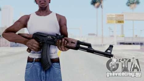 Thanezy AK-47 для GTA San Andreas