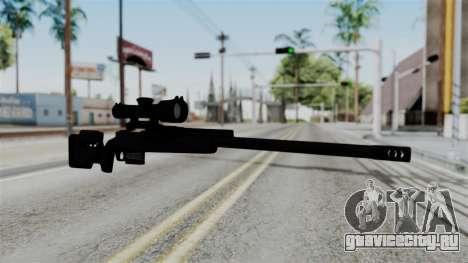 TAC-300 Sniper Rifle v2 для GTA San Andreas