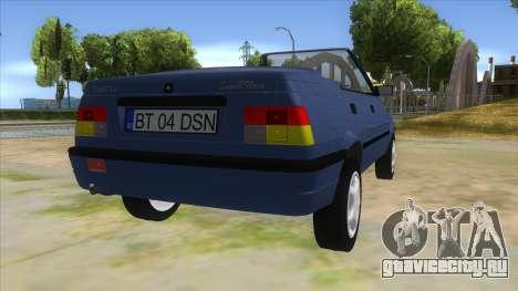 Dacia SuperNova для GTA San Andreas вид справа