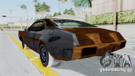 Updated-Clover для GTA San Andreas вид слева