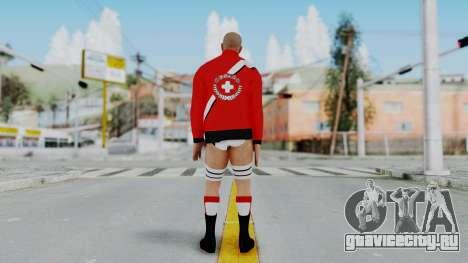 Ant Cesaro 2 для GTA San Andreas третий скриншот