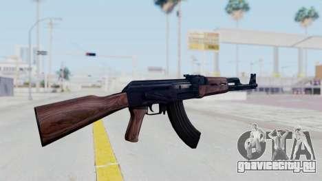 Thanezy AK-47 для GTA San Andreas третий скриншот
