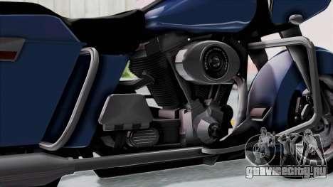 Harley-Davidson Road Glide для GTA San Andreas