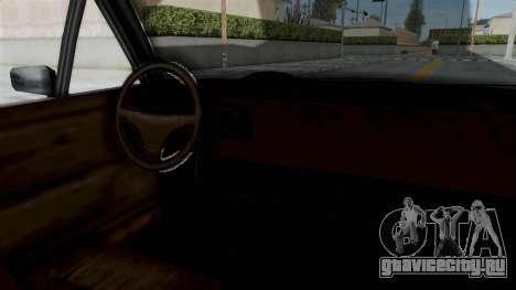 Updated-Clover для GTA San Andreas вид сзади слева