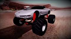 Chevrolet Corvette C5 Monster Truck
