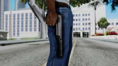 Vice City Beta Silver Colt 1911 для GTA San Andreas