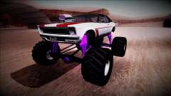 GTA 5 Declasse Tampa Monster Truck