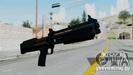 GTA 5 Bullpup Shotgun для GTA San Andreas